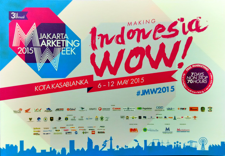 Making Indonesia WOW!